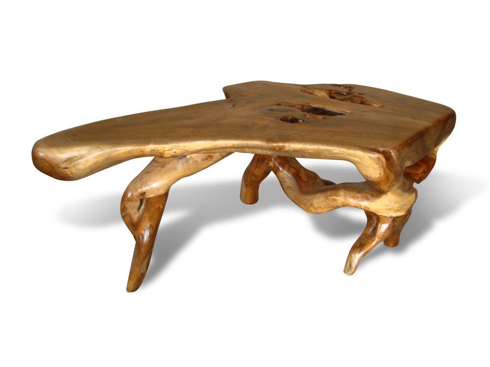 Cheriebianca.com teak root furniture 1level coffe table 131 140x120x60cm 604x270