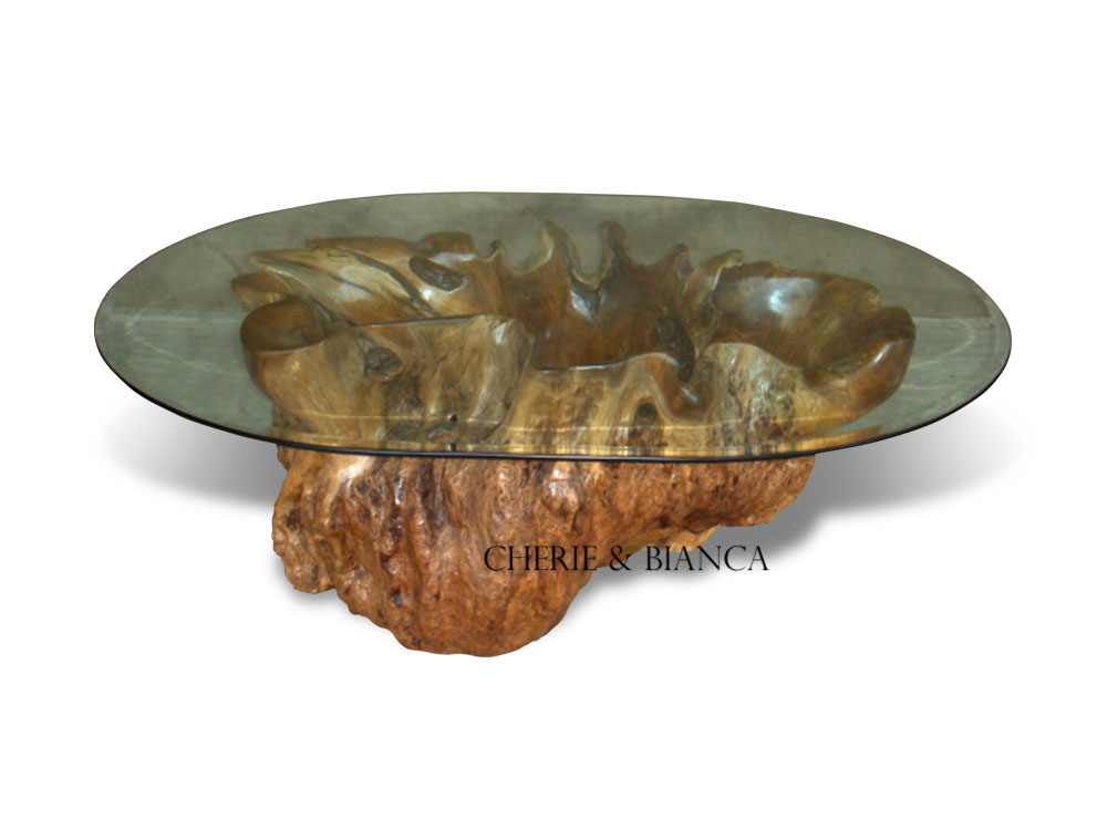 cheriebianca.com-teak-root-furniture-bowl-table-glass-140x110x50cm