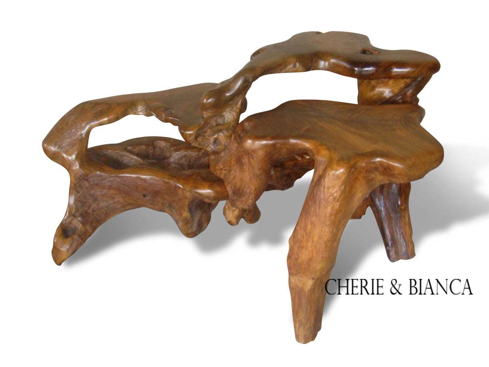 Cheriebianca.com teak root furniture coffe table eroted 105150x110x70cm 604x270