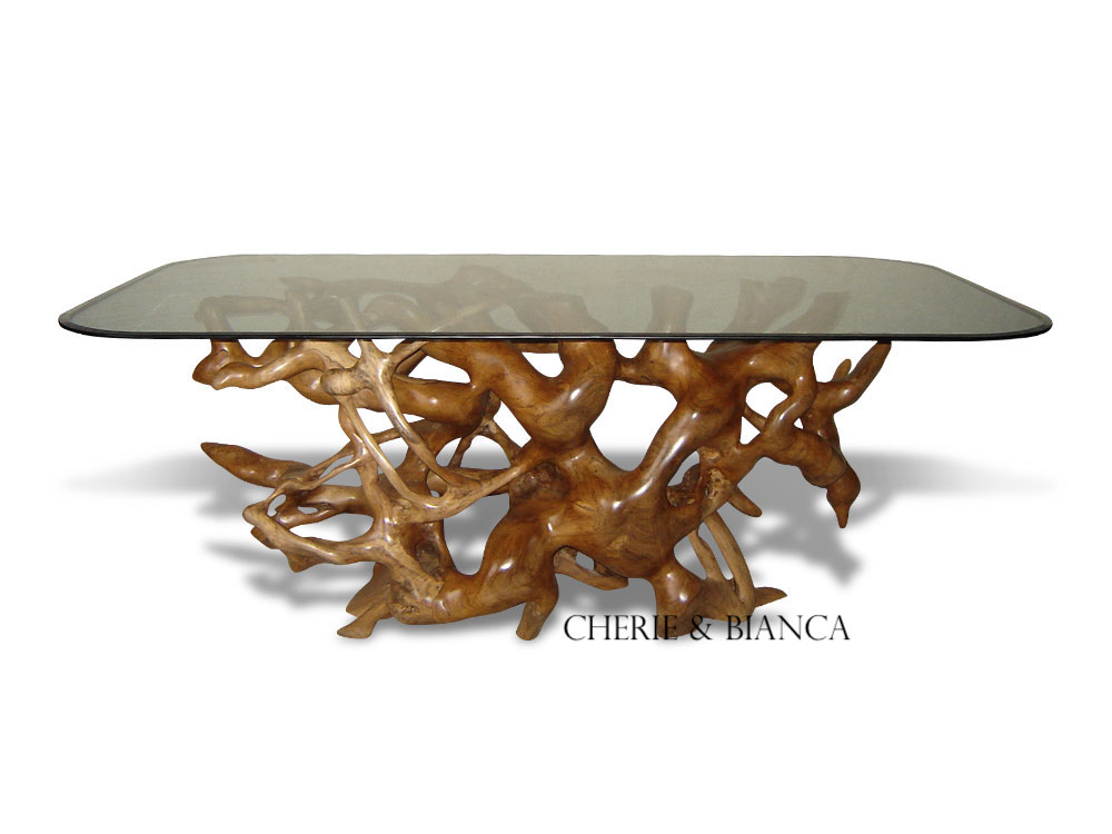 Root–003a,cheriebianca.com-Teak-Root-Furniture-Console-Dining-Table-170x70x-75cm