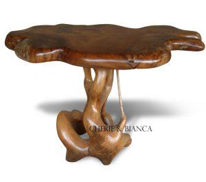 Root 03cheriebianca.com teak root furniture mushroom table 120x75x79cm