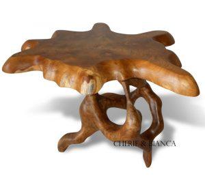 Root 20cheriebianca.com teak root furniture mushroom table 80x80x67cm