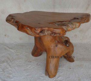 CherieBianca.com Tree Teak Root Furniture table 7212b
