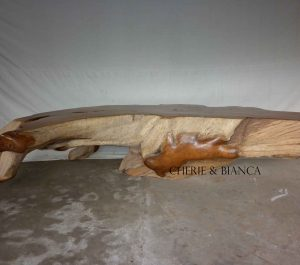 Cheriebianca.com Tree Teak Root Furniture 5598a table large 0 300x180x75cm
