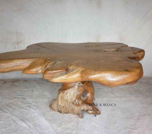 Cheriebianca.com Tree Teak Root Furniture 7103a dinning table Xl 173x115x80cm