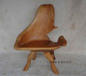 Cheriebianca.com tree teak root furniture 7216a chair 80x50x100cm